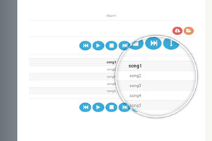 Play music, mp3, audio books from Dropbox, YouTube